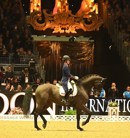 German style wins the day at Olympia