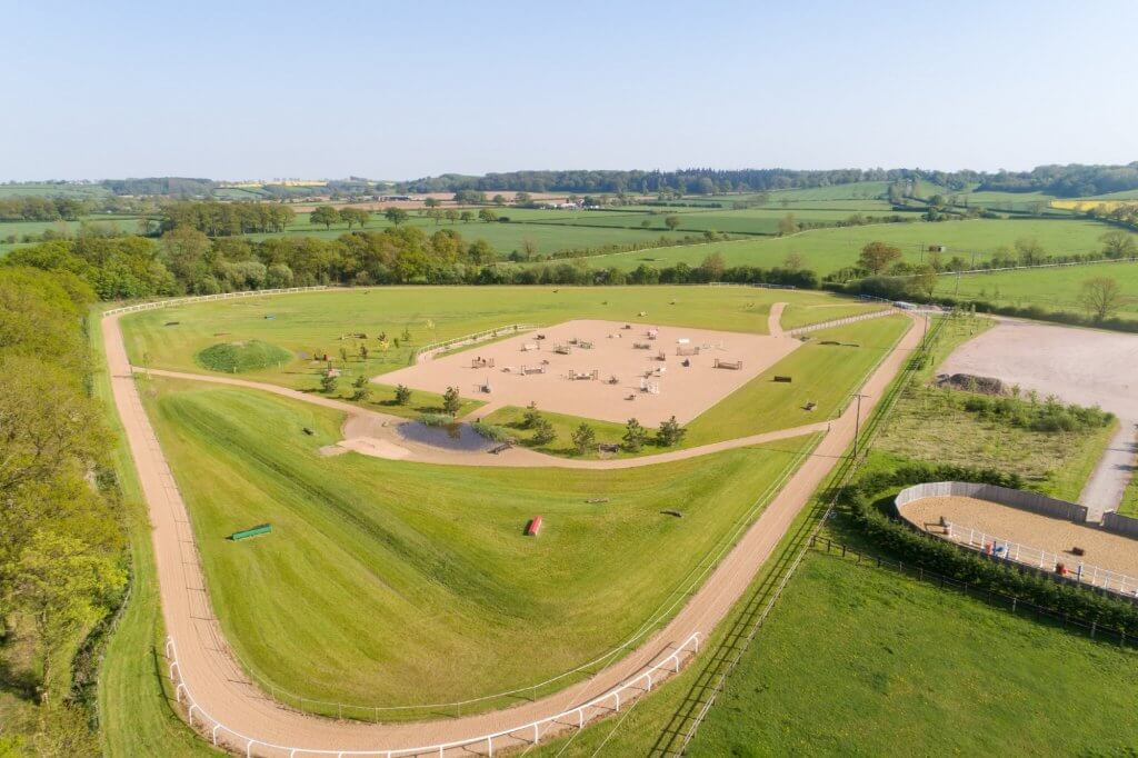 British Showjumping announce plans of a National Training Centre