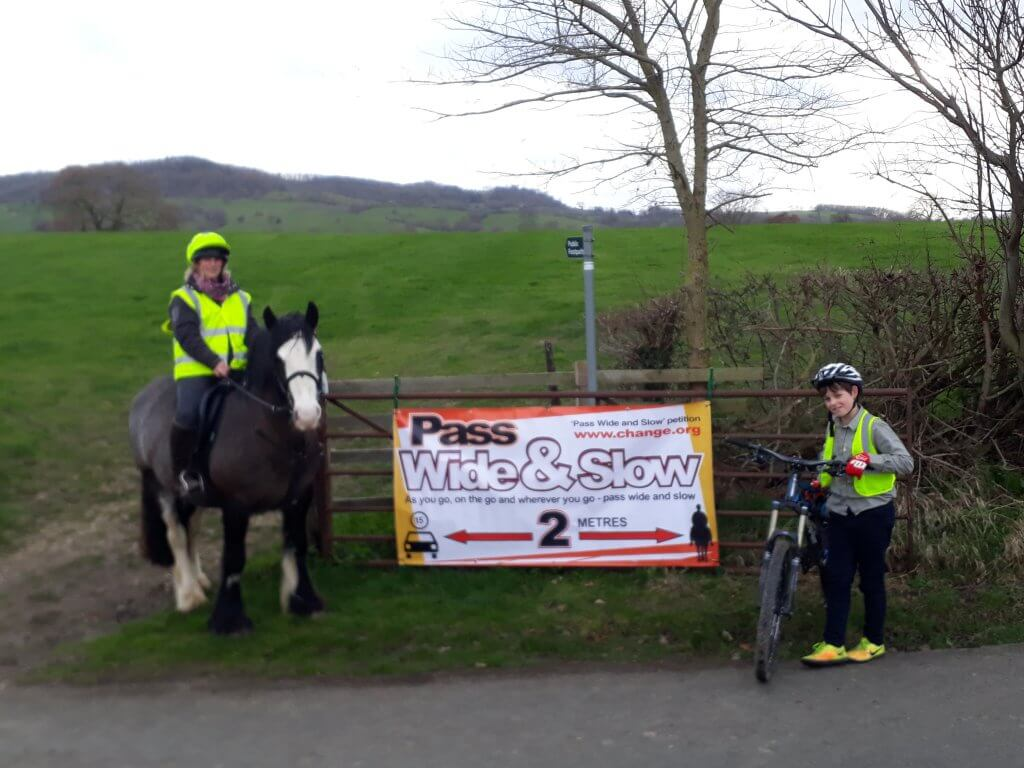 Support the Road Safety Riding Campaign