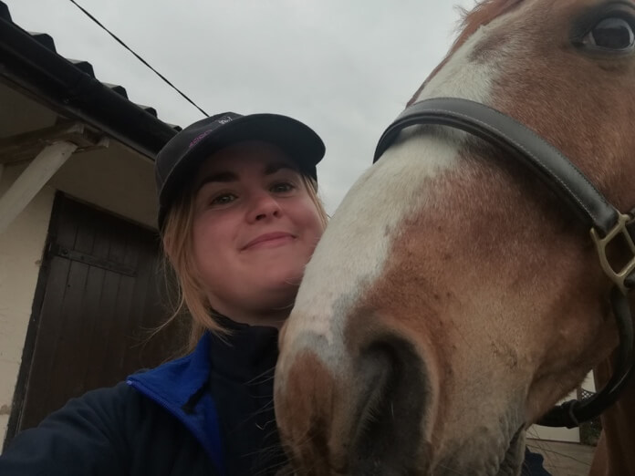 BD Novice Petplan dress rehearsal with Terry: nerves, selfies and assertiveness