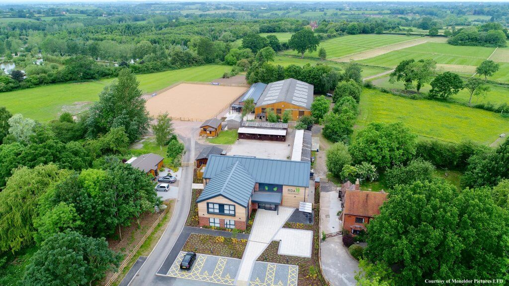 Princess Anne to launch first National Training Centre for RDA